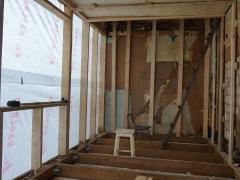 Ремонт пола в деревянном доме