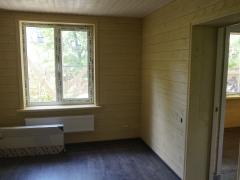Ремонт деревянного дома - после ремонта
