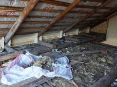 Ремонт старых деревянных перекрытий