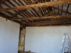 Ремонт деревянного перекрытия - демонтаж