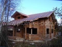 Строительство крыши - обрешетка