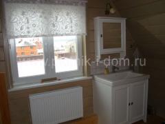 Отделка вагонкой деревянный дом
