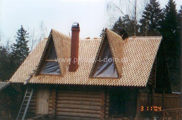 Крыши кирпичного дома покрытие крыши
