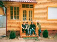 Бригада плотников 2000 год