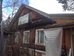 Старый деревенский дом, нужен ремонт и реконструкция