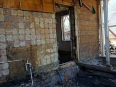 Реконструкция деревянного дома, демонтажные работы