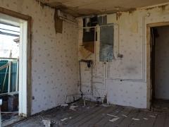 Реконструкция деревянного дома внутри