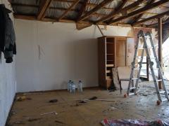 Реконструкция мансарды деревянного дома