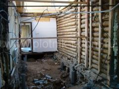 Ремонт деревянного дома - полы и перекрытия