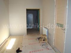 Ремонт деревянного дома - внутренняя отделка