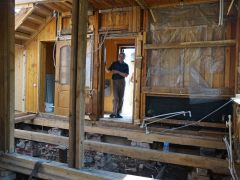 Ремонт старого дачного дома