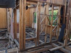 Капитальный ремонт старого дачного дома