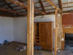 Ремонт с старом деревянном доме