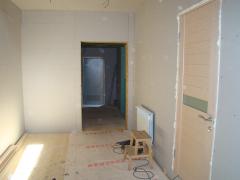 Ремонт стен внутри старого дома