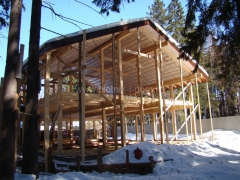 Фахверковый - каркасный дом